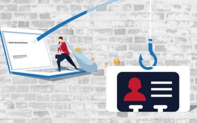 Er din virksomhed et nemt offer for cyberkriminalitet?